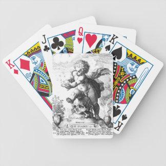 Vanitas Skull Playing Cards