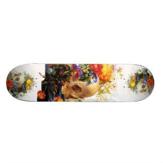 Vanitas Skulls Skateboard