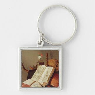 Vanitas Still Life Keychain
