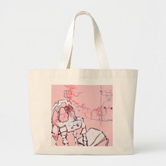 Vanity Jumbo Tote Bag