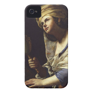 Vanity, c.1650-70 (oil on canvas) iPhone 4 case