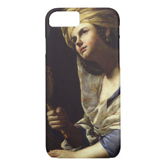 Vanity, c.1650-70 (oil on canvas) iPhone 7 case