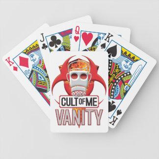 VANITY Cult of Me Poker Cards