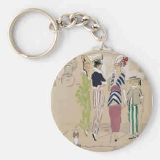 Vanity Fair 1914 Keychain