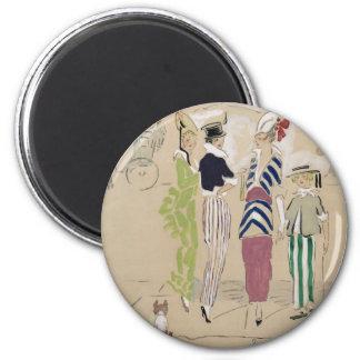 Vanity Fair 1914 Fridge Magnet