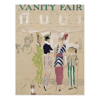 Vanity Fair 1914 Postcard