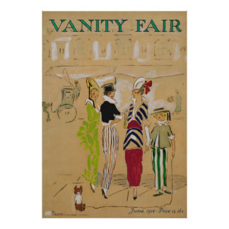 Vanity Fair Póster
