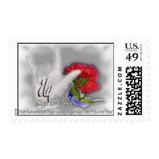 Vanity ILY Stamp II