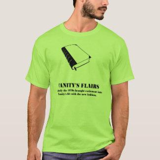 Vanity's Flairs - parody T-Shirt