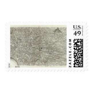Vannes Postage Stamp