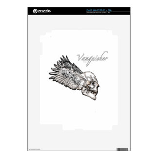 Vanquished Skin For The iPad 2