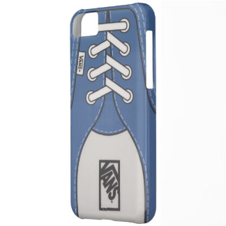 Vans Blue Authentic marries Cover For iPhone 5C