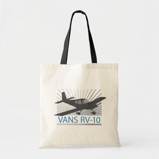 Vans RV-10 Tote Bag