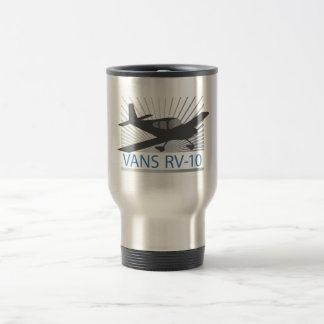 Vans RV-10 Travel Mug