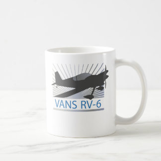 Vans RV-6 Coffee Mug