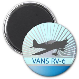 Vans RV-6 Magnet
