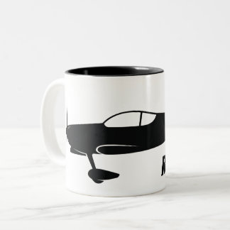 Vans RV-6 Two-Tone Coffee Mug