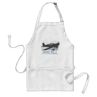 Vans RV-7 Airplane Adult Apron