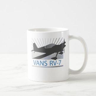 Vans RV-7 Airplane Coffee Mug
