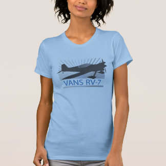 Vans RV-7 Airplane Shirt