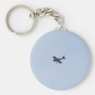 Vans RV-7 Light Airplane Keychain