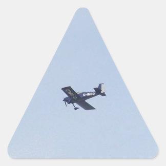 Vans RV-7 Light Airplane Triangle Sticker