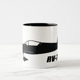 Vans RV-7 Two-Tone Coffee Mug