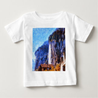 Vantage point for view baby T-Shirt