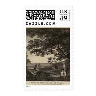 Vanuatu 3 stamp