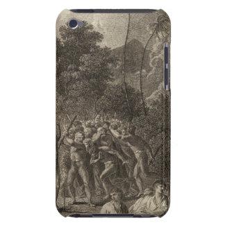 Vanuatu 5 iPod Case-Mate coberturas