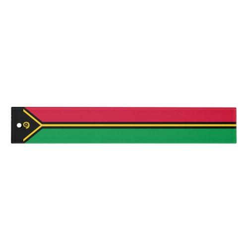 Vanuatu Flag Ruler