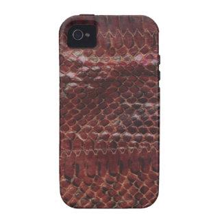 Vanwinkle Designer Snake Skin Case-Mate iPhone 4 Cases