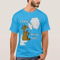 Vape | Funny Vaping I Voop Goat  by VapeGoat™ T-Shirt