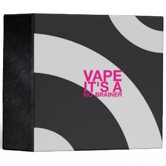 Vape It's A Binder