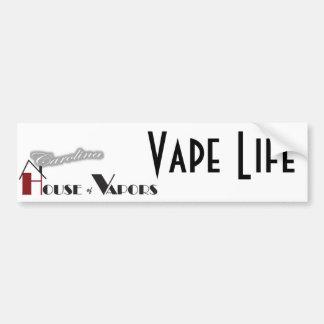 Vape Life Bumper Sticker