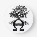 Vape Life Clock