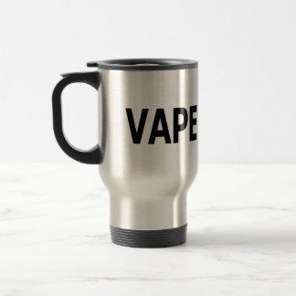 Vape On! 15 Oz Stainless Steel Travel Mug