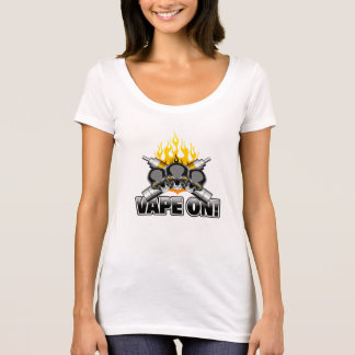Vape On Skulls T-Shirt