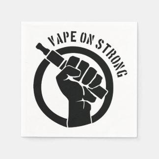 Vape On Strong Paper Napkin
