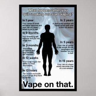 Vape on That Informational Poster