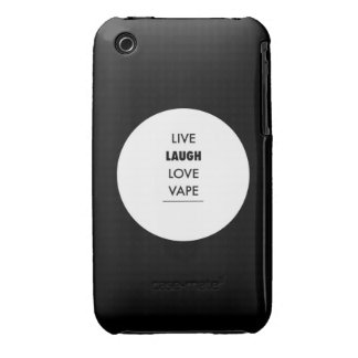 Vape Quotes iPhone 3 Cases