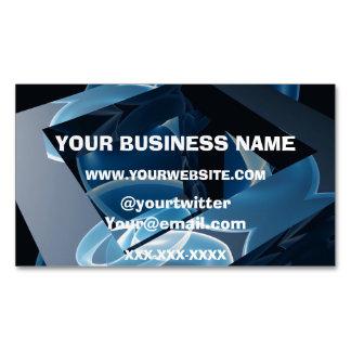 Vape Shops Template Magnetic Business Card
