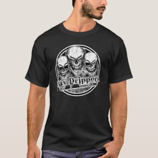 Vape Skulls: Day Drippers T-Shirt