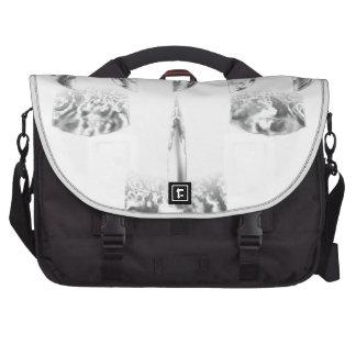 VapeHead Test Laptop Messenger Bag