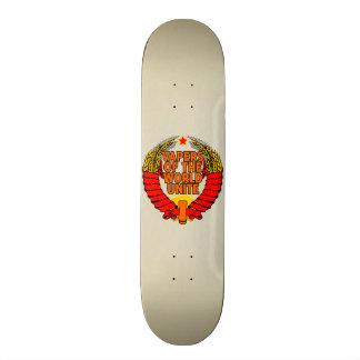 Vapers del mundo une patines personalizados