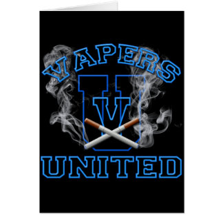 VAPERS UNITED CARD