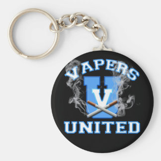 VAPERS UNITED KEYCHAIN