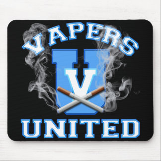 VAPERS UNITED MOUSE PAD