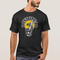 Vaping: Dont Tread T-Shirt