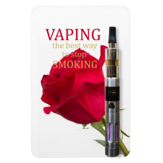 Vaping is the best way to stop smoking magnet
